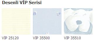 stor desenli VIP renk kodları
