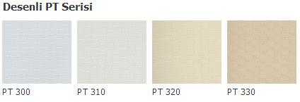 stor desenli PT serisi renk kodları