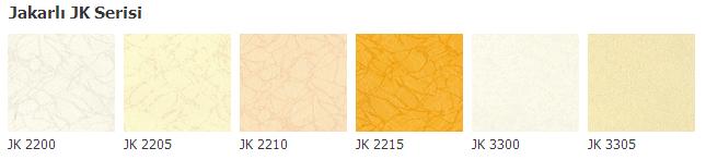 stor cakarlı renk kodları