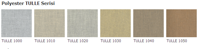 polyester tulle