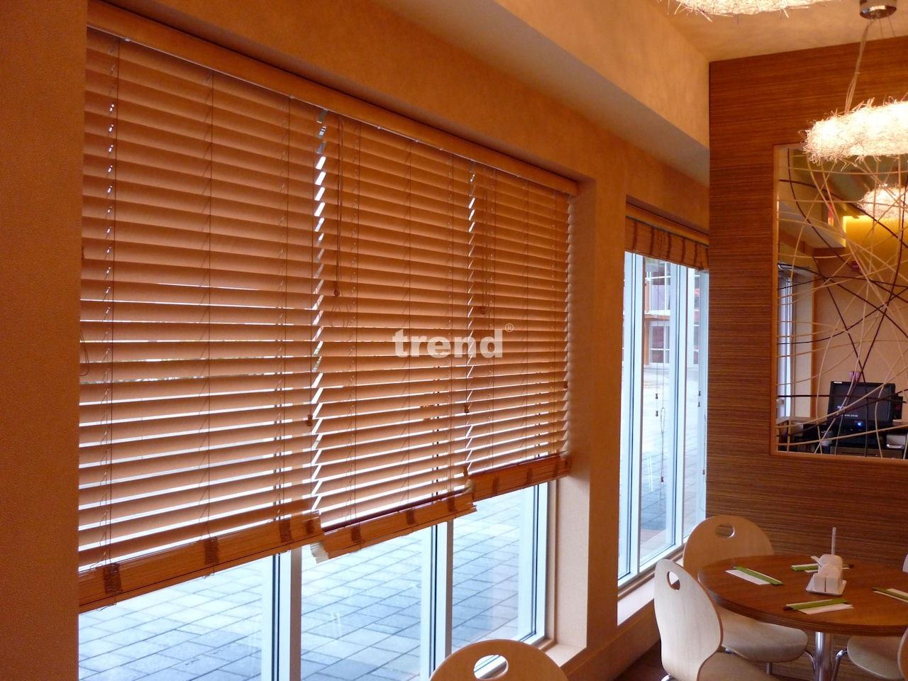 Trend perde sistemleri ah ap jaluzi for Interior blinds and designs
