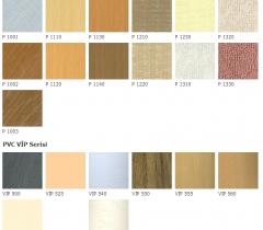 dikey-pvc-2-renk kodlari kartela dikey perde modelleri renkleri resimler