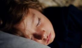 çocuk odası uyku