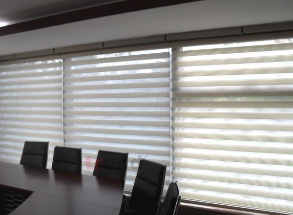Ofis için Zebra Perde