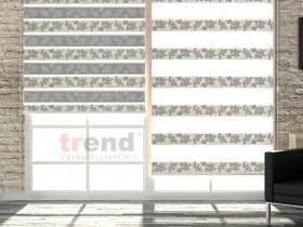 Zebra Perde Modelleri Desenli