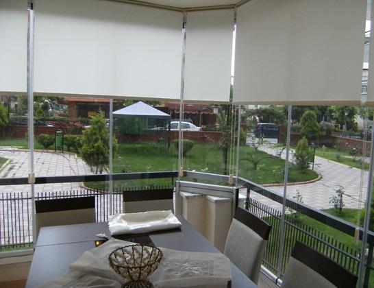 Cam balkon storları