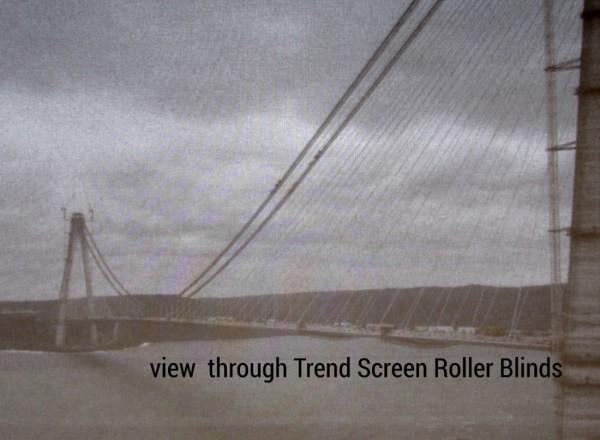 Şeffaf Screen Kumaşı