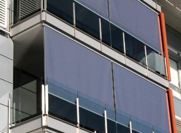 Balkon Dış Stor