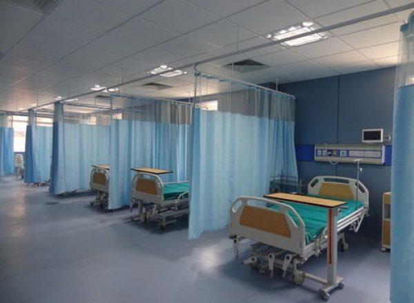divider seperation hospital